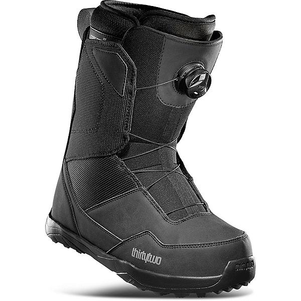 ThirtyTwo Shifty BOA Snowboard Boots 2022, Black-Dark Grey, 600