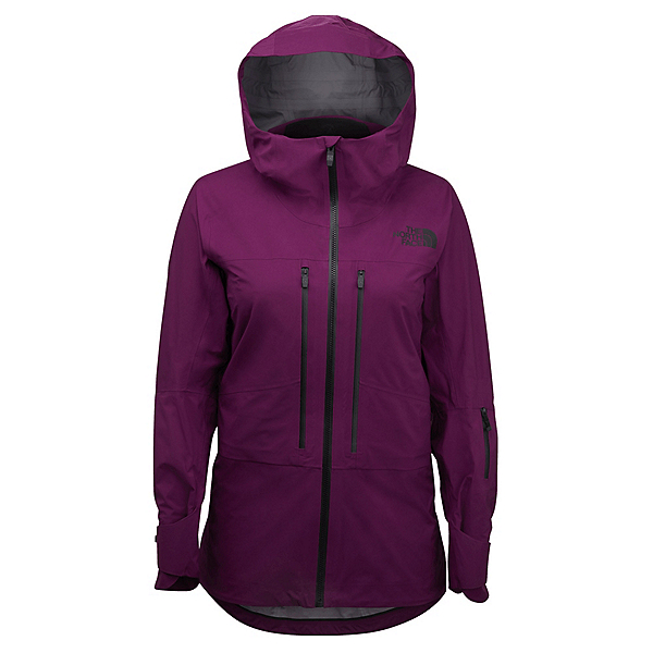 The North Face Freethinker FUTURELIGHT Womens Shell Ski Jacket 2022, Pamplona Purple, 600