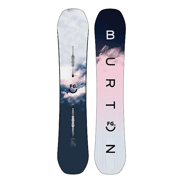 Burton Feelgood Flying V Womens Snowboard 2022, , 600