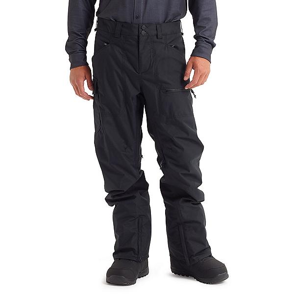 Burton Covert Mens Snowboard Pants 2022, True Black, 600