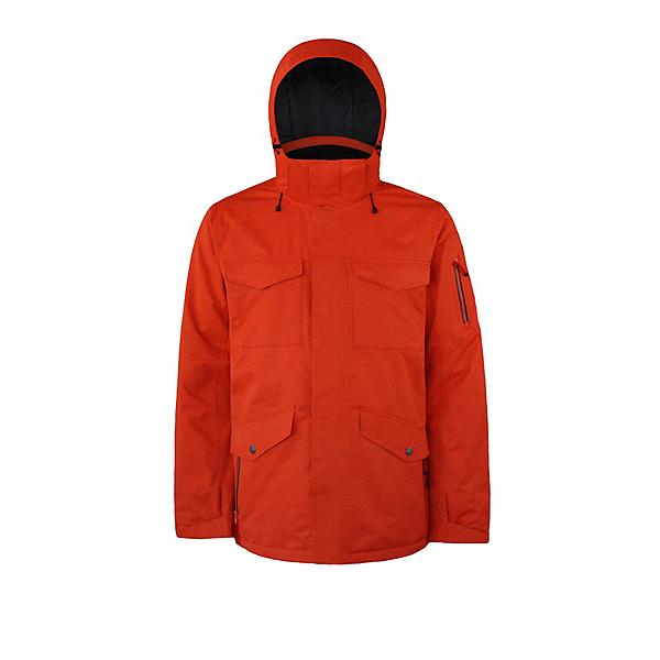 Boulder Gear Teton Mens Insulated Ski Jacket 2022, Orange Crush, 600