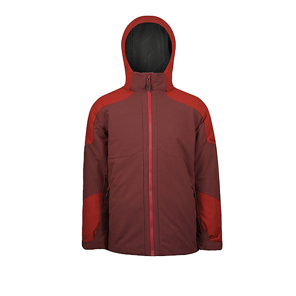 Boulder Gear Himalaya Mens Insulated Ski Jacket 2022, Mahogony, 600