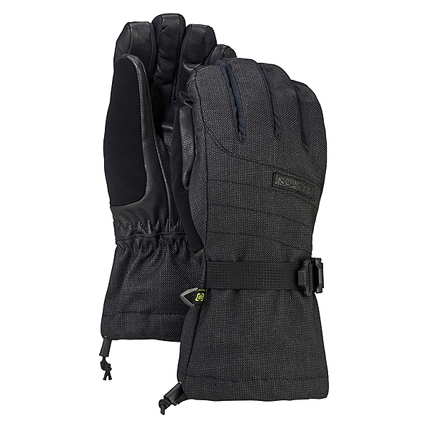 Burton Deluxe GORE-TEX Womens Gloves 2022, True Black, 600
