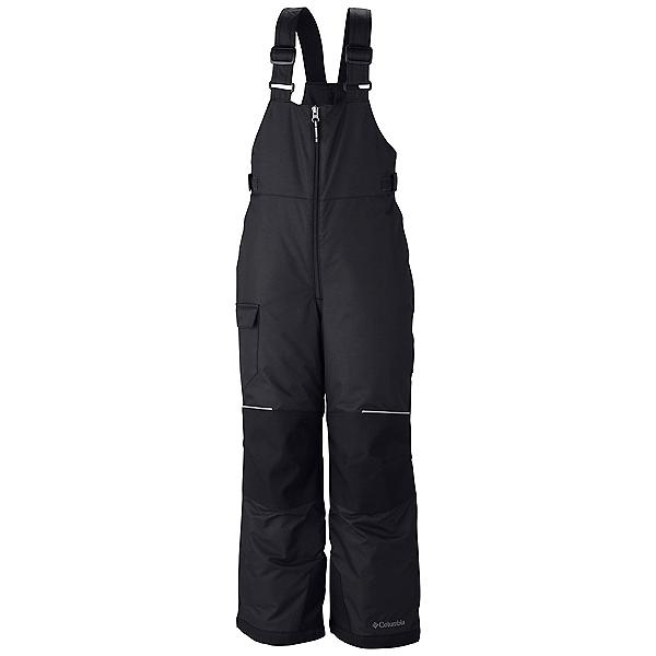 Columbia Adventure Ride Bib Kids Ski Pants 2022, Black, 600