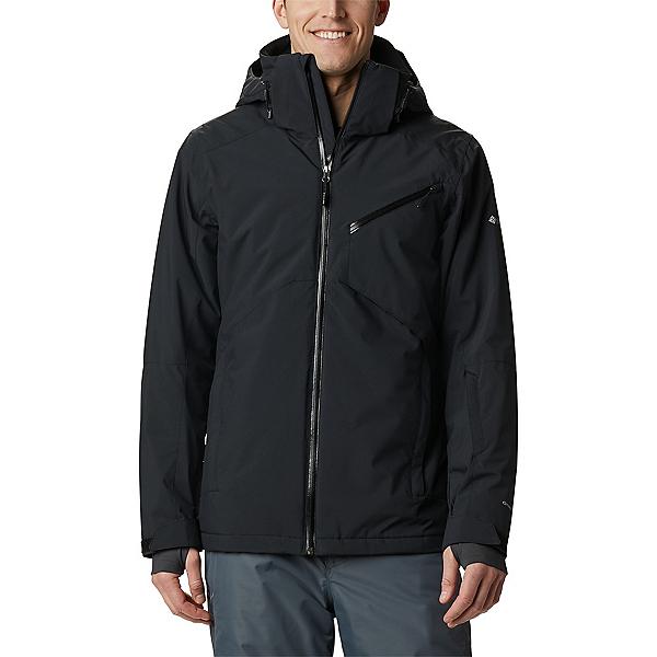 Columbia Powder 8s Mens Insulated Ski Jacket 2022, Black, 600