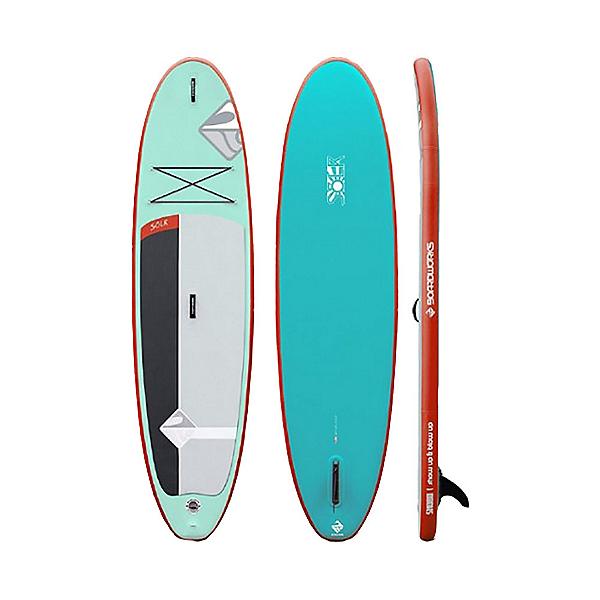 Boardworks Surf Shubu Solr 10ft6 Inflatable Stand Up Paddleboard 2020, , 600