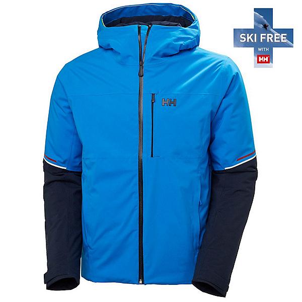 Helly Hansen Carv LifaLoft Insulated Mens Jacket 2022, Electric Blue, 600