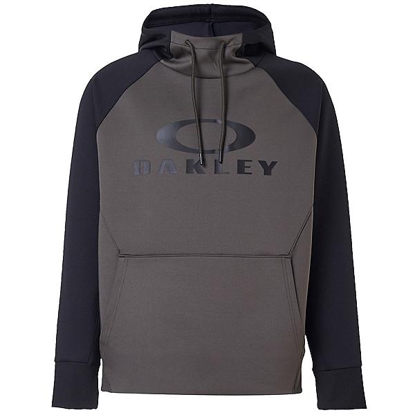 Oakley Sierra DWR Fleece 2.0 Mens Hoodie 2022, Blackout-New Dark Brush, 600