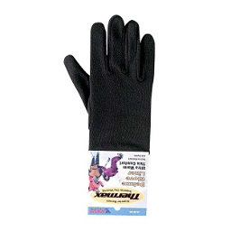 Seirus Deluxe Thermax Glove Liners, Black, 256
