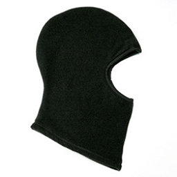 Seirus Polartec Fleece Balaclava, Black, 256
