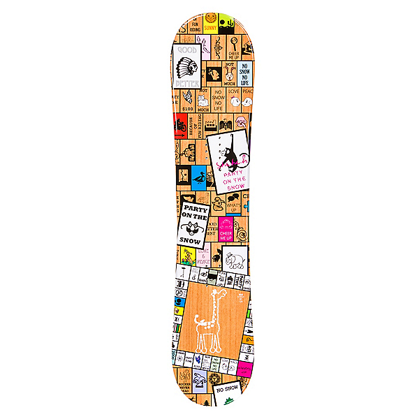 SLQ Stitch Boys Snowboard, , 600