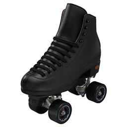 Riedell 111 Boost Boys Rhythm Roller Skates, Black, 256