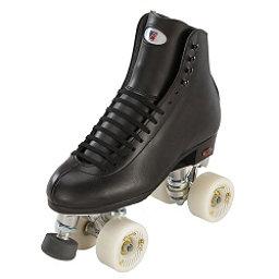 Riedell 120 Raven Artistic Roller Skates 2017, Black, 256