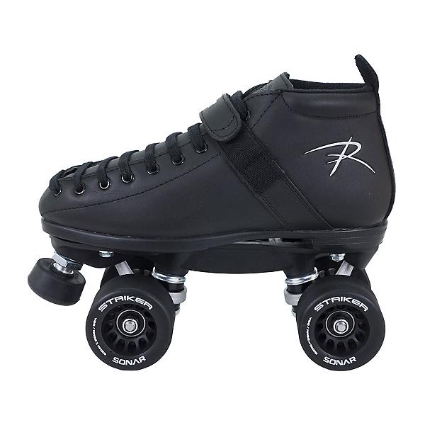Riedell 165 Vixen Womens Derby Roller Skates, Black, 600