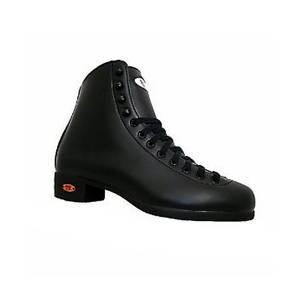 Riedell Black 121 RS Figure Skate Boots, Black, 600