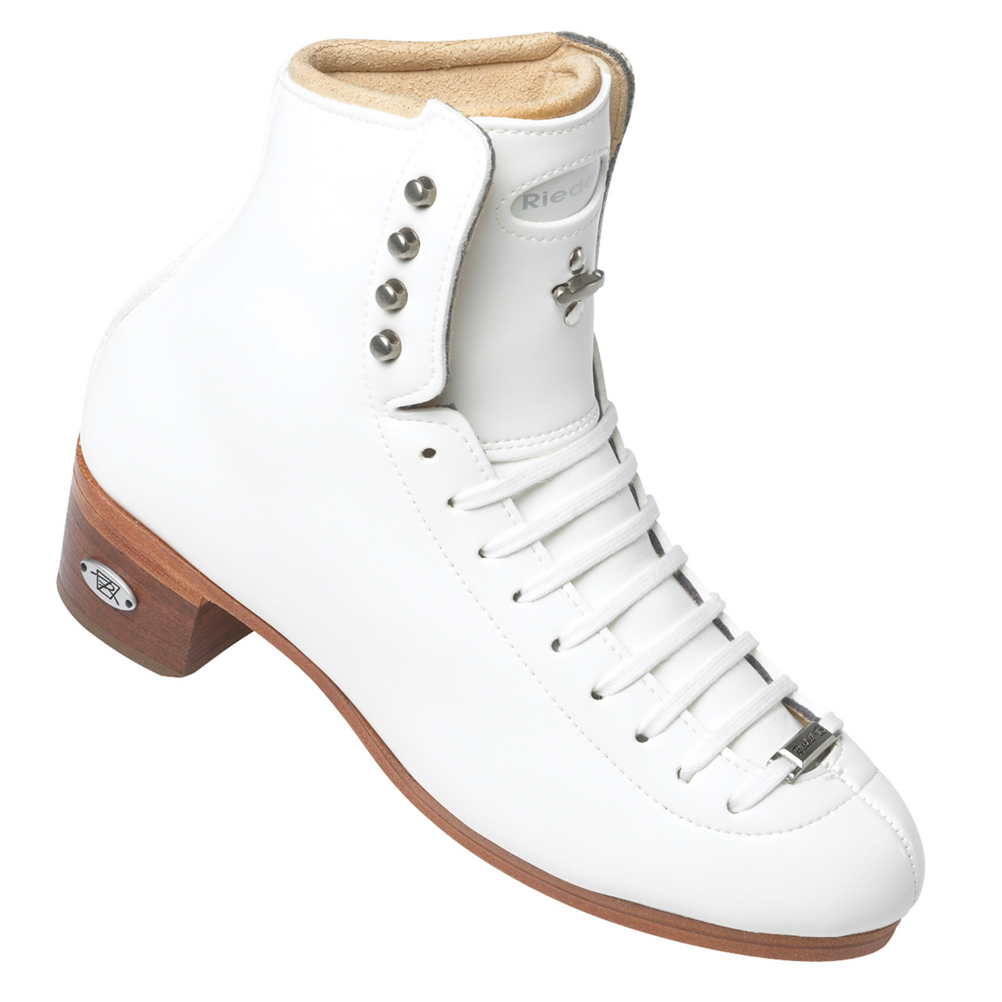 Riedell 43J TS Girls Figure Skate Boots im test