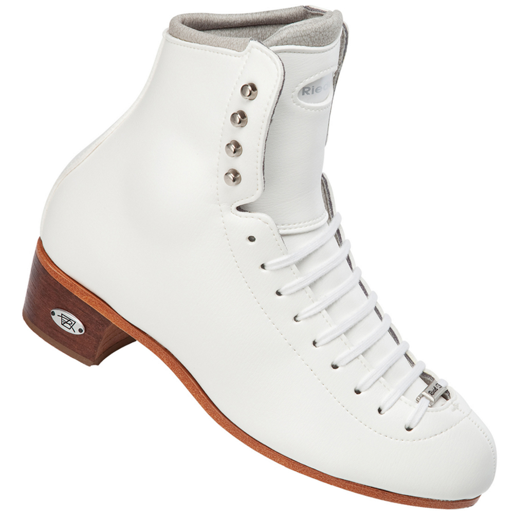 Riedell 25J TS Girls Figure Skate Boots im test