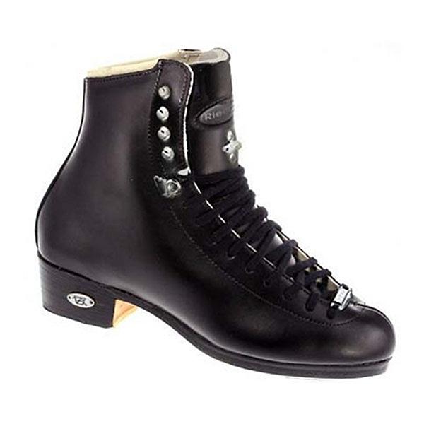 Riedell Black 87J TS Boys Figure Skate Boots, , 600