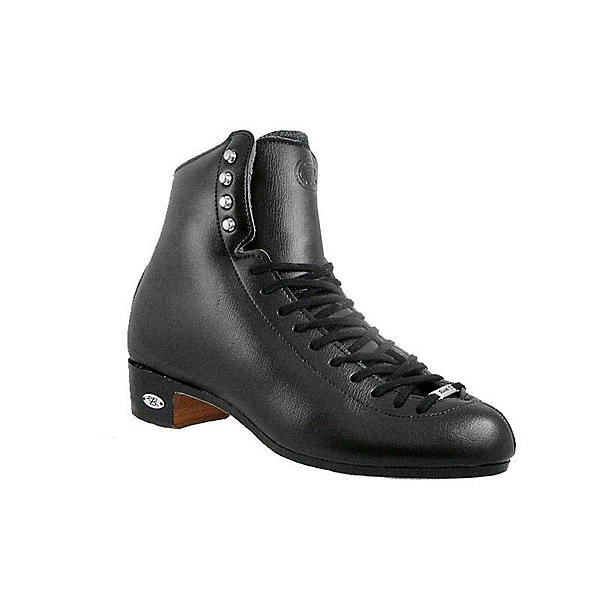 Riedell Black 25J TS Boys Figure Skate Boots, , 600