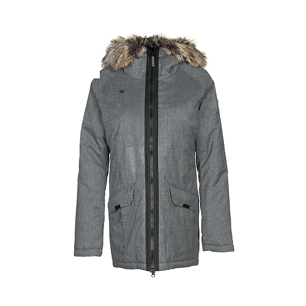 012daacfb1fc Obermeyer Alexa Parka w/Faux Fur Womens Jacket 2017