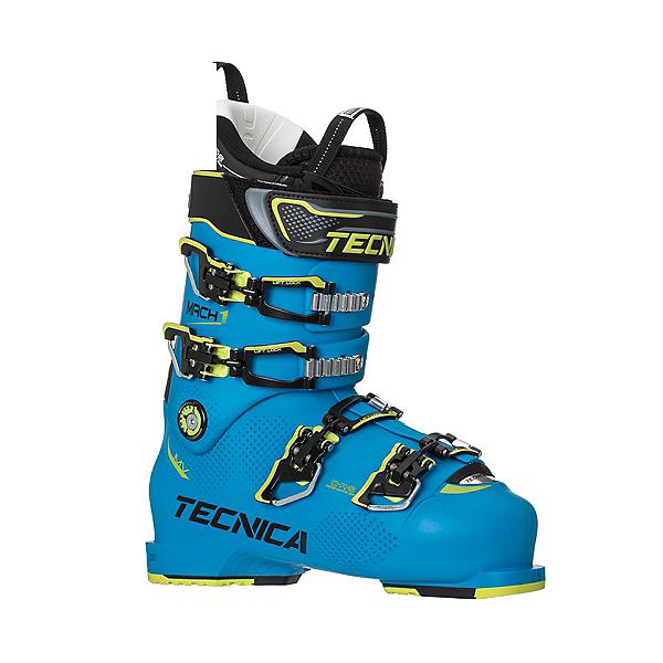 314b41b4153 Tecnica Mach 1 120 MV Ski Boots 2019, Process Blue, 600